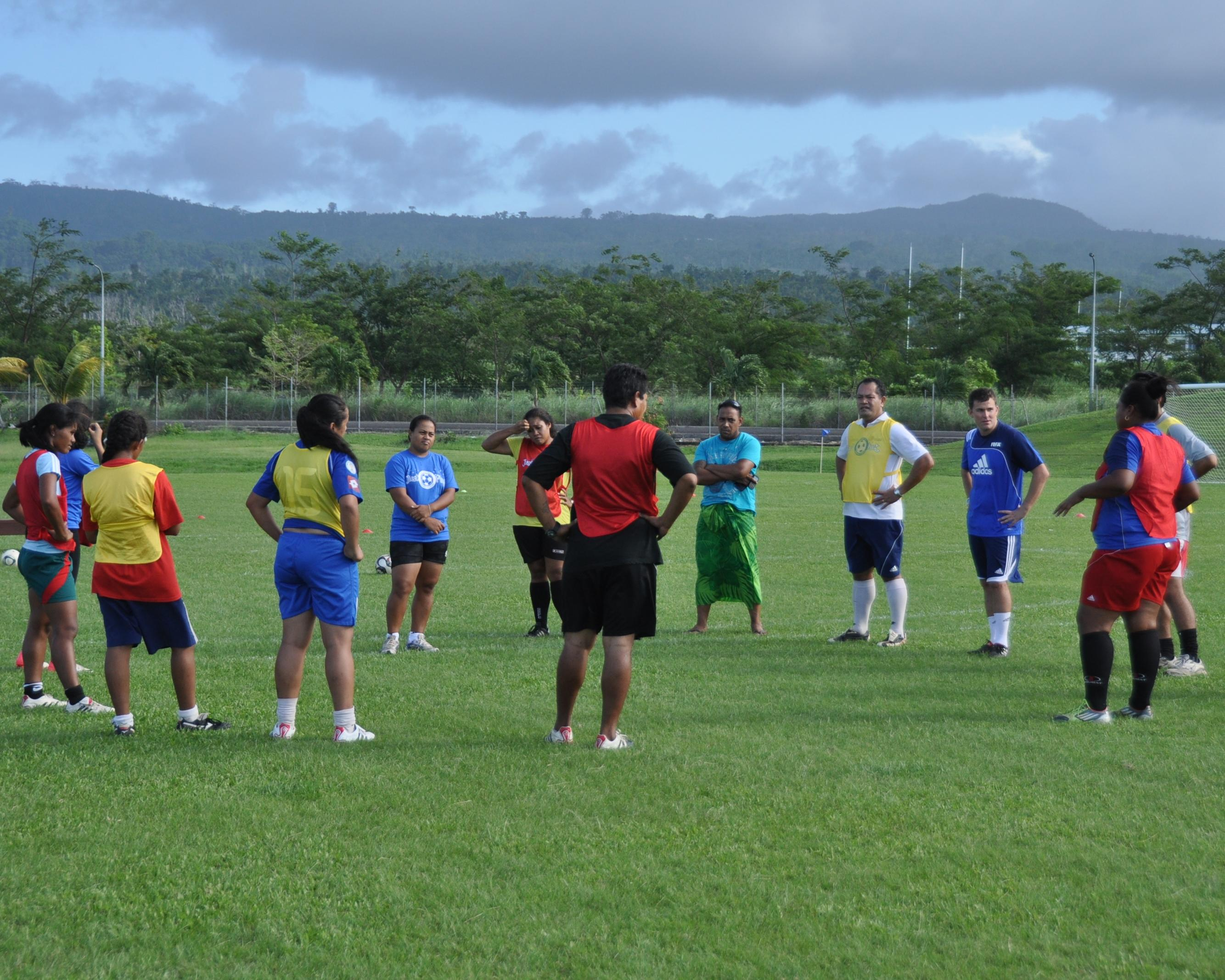 volunteer rugby coaching in samoa